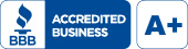 BBB Better Business Bureau member icon